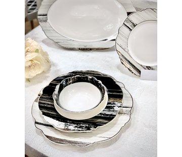 BRICARD PORCELAIN Bricard Porcelain  Banon   6-Persoons | 25-Delig Serviesset