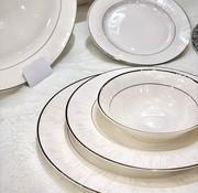 BRICARD PORCELAIN Bricard Porcelain Marans 6-Persoons | 25-Delig Serviesset