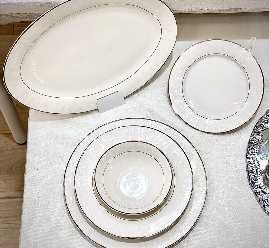 Bricard Porcelain Marans 6-Persoons | 25-Delig Serviesset