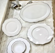 BRICARD PORCELAIN Bricard Porcelain Lecci 6-Persoons | 25-Delig Serviesset