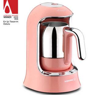 KORKMAZ Korkmaz Kahvekolik Turkse Koffiezetapparaat Roze A860