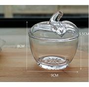 cinar BONBONNIERE GLAS APPEL CNR-9404