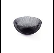 ACR ACR Zwarte Metaal Fruitmantje -S- 26 cm