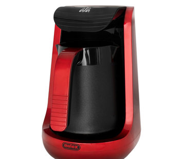 MULEX Mulex Koffieautomaat Rood