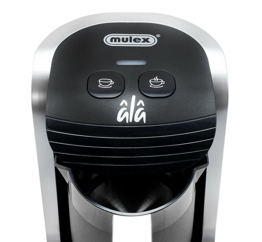 Mulex Koffieautomaat Grijs