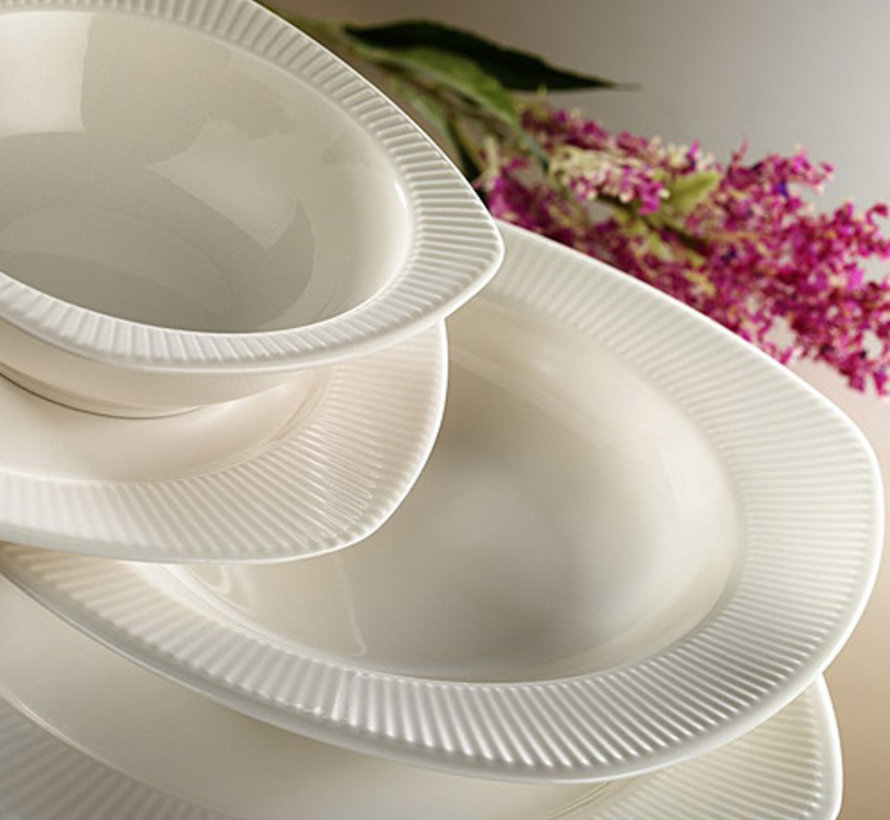 Kütahya Porselen Çisil 24-delig Serviesset