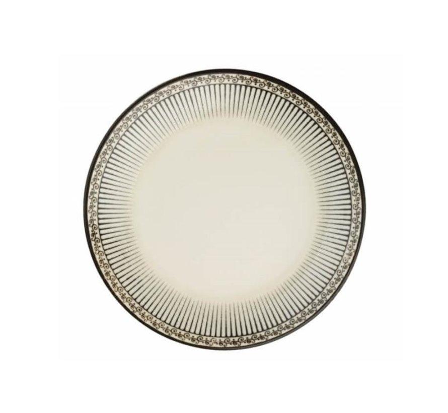 Kütahya Porselen Nano Ceram 24-delig Serviesset 89028B