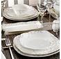 Kütahya Porselen 73 Parça Bone Kare Yemek Takımı 50110