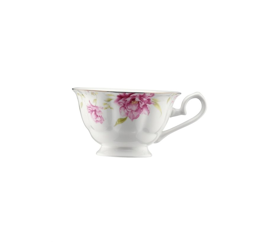 Kütahya Porselen 73 Parça Bone Kare Yemek Takımı 50112
