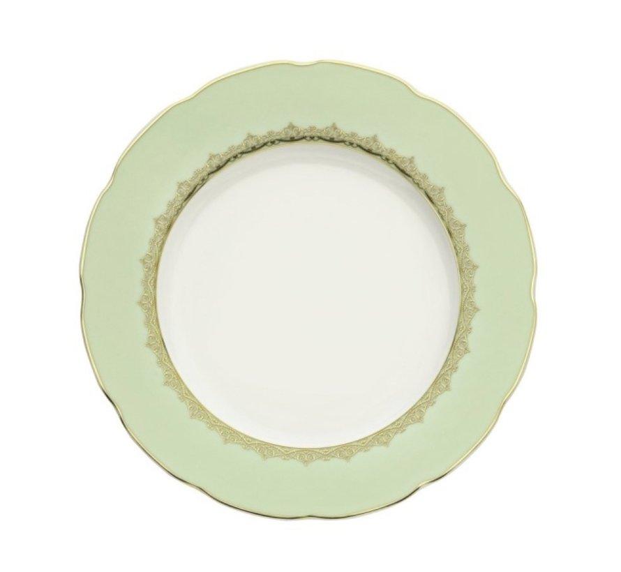 Kütahya Porselen Bone Olympos 62-delig Serviesset met patroon 9546