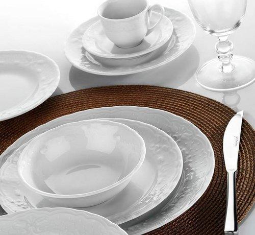 KUTAHYA Kütahya Porselen Lalezar 53-delig Serviesset