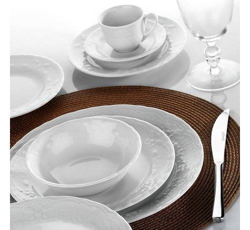 KUTAHYA Kütahya Porselen Lalezar 53 Parça Yemek Takımı