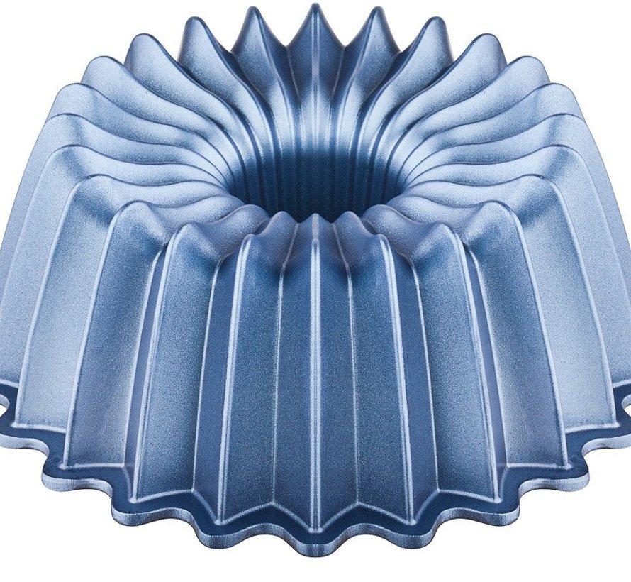 Amboss Barnite Döküm Kek Kalıbı 24cm Mavi