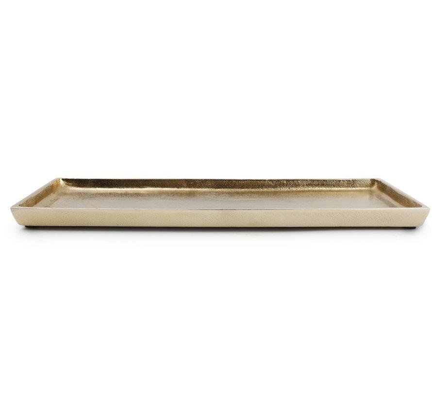 S & P Collection Charm Sierschaal 37x14cm goud