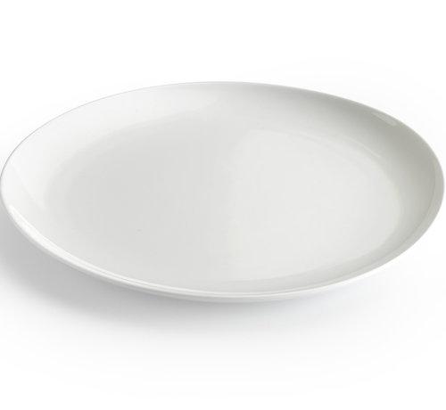 S & P Chic Perla White Plat Bord 21 cm
