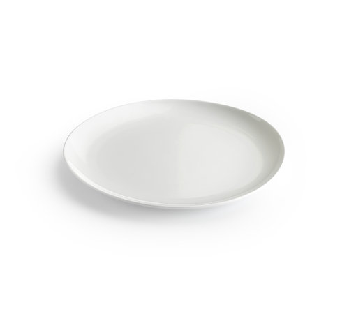 Chic Chic Perla White Plat Bord 21 cm