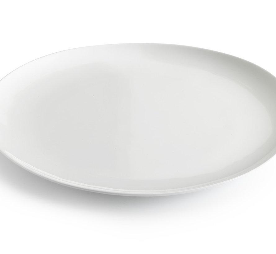 Chic Perla White Plat Bord 29 cm