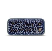 S & P Fine2Dine Cobalt Oxido Serveerschaal 22x10 cm Blauw