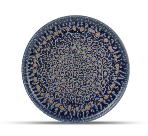 S & P Fine2Dine Cobalt Oxido Plat Bord 28.5 cm Blauw