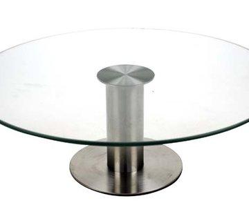 Cosy COSY GLAS TAARTSCHOTEL OP VOET 30 CM