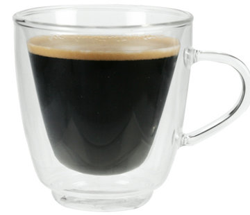 Cosy Cosy Isolatie Dubbele Wand Koffieglas  16  cl 2 Delig