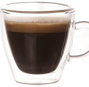 Cosy Cosy Isolatie Dubbele Wand Espressoglas  6  cl 2 Delig