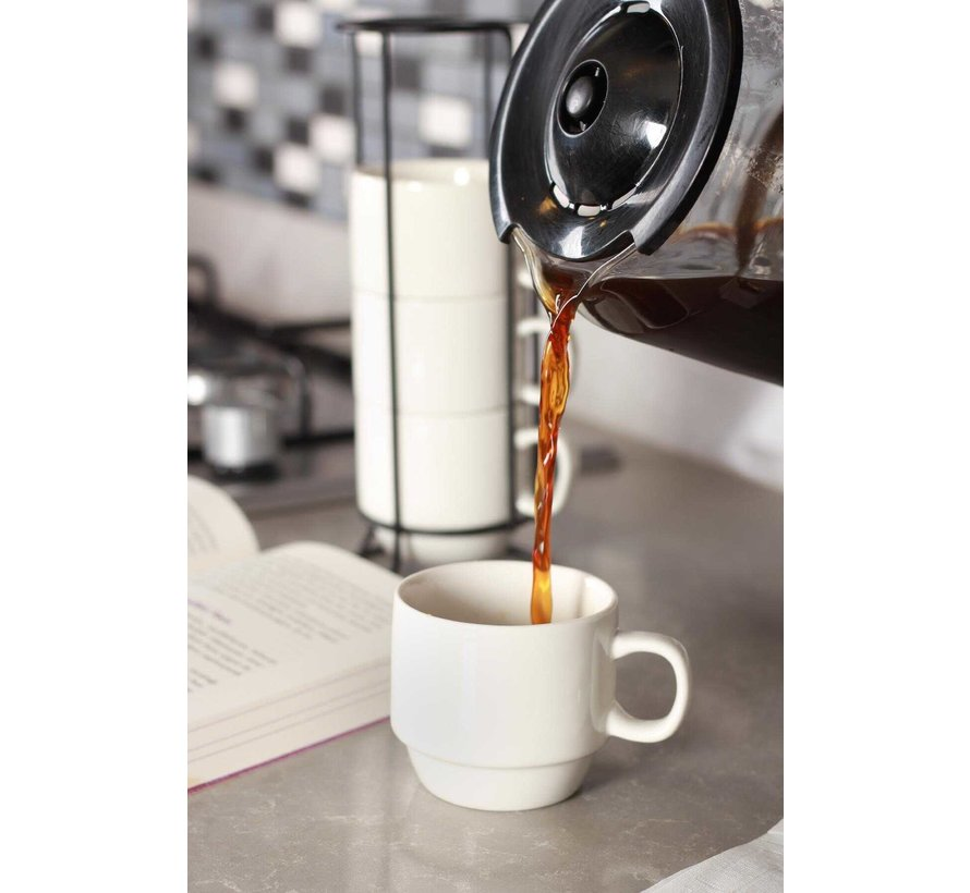 Acr 5 Delig Koffieset Met Houder