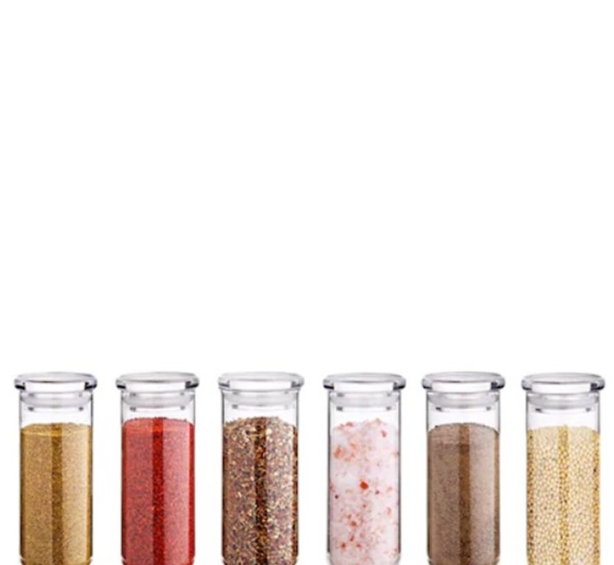 Cambu Borosilikat Glazen Kruidenpot 130 ml Per Stuk