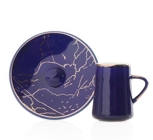 ACR Acr Mina Espresso set 12-Delig | 6-Persoons Blauwe