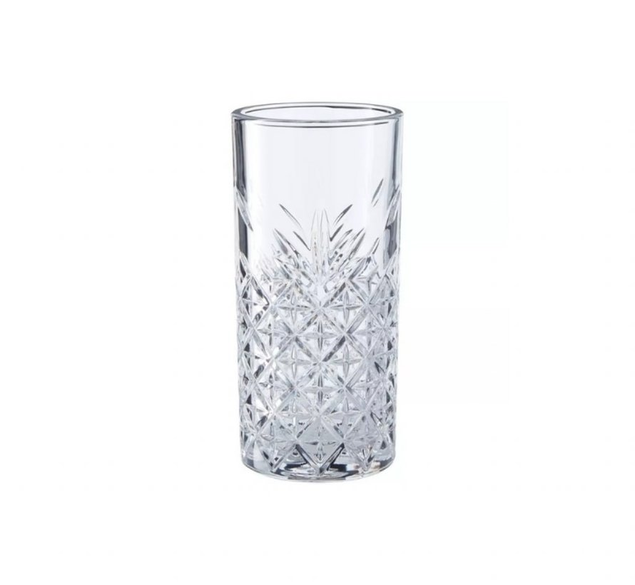 Pasabahce Timeless Limonade Glas 4 Delig  365cc