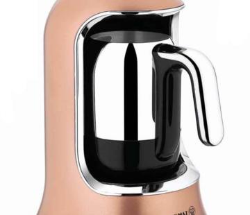 KORKMAZ Korkmaz Kahvekolik Turkse Koffiezetapparaat Rose Gold A860-06