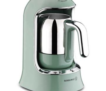 KORKMAZ Korkmaz Kahvekolik Turkse Koffiezetapparaat Mint A860-04