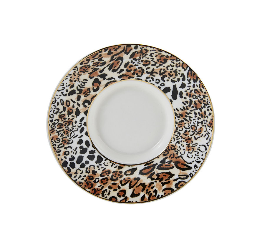 Karaca Leopard Theeset 12 DLG