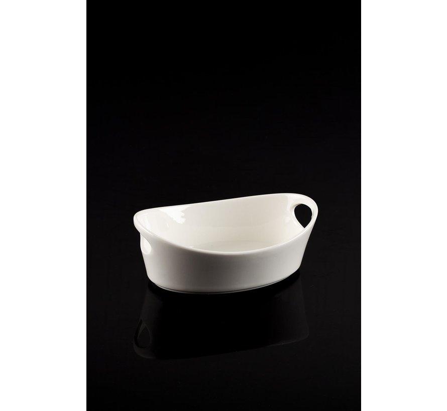 ACR Bianco Perla Diepe Serveerschaal 23cm