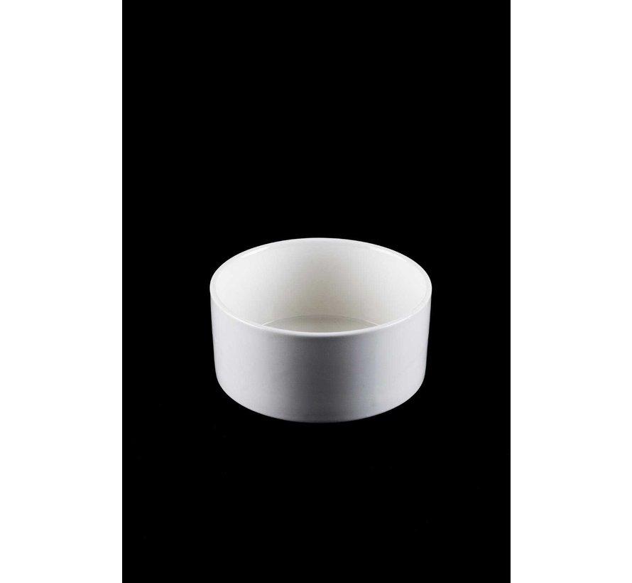 ACR Bianco Perla Ronde Schaal 13.3 Cm