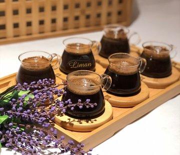 Bamboe Espressoset 13 DLG