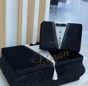 Bruidegomkisten Zwart 2 DLG