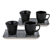 KARACA HOME Karaca Cuba 2 Persons 6 Pieces Coffee Cup Set