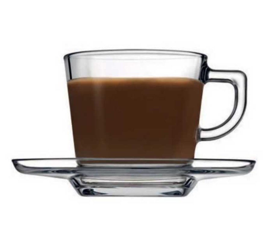 Pasabahce Koffieset Carre 12 Delig
