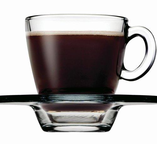 PASABAHCE Pasabahce Aqua Espresso set 72 cc 12-Delig | 6-Persoons