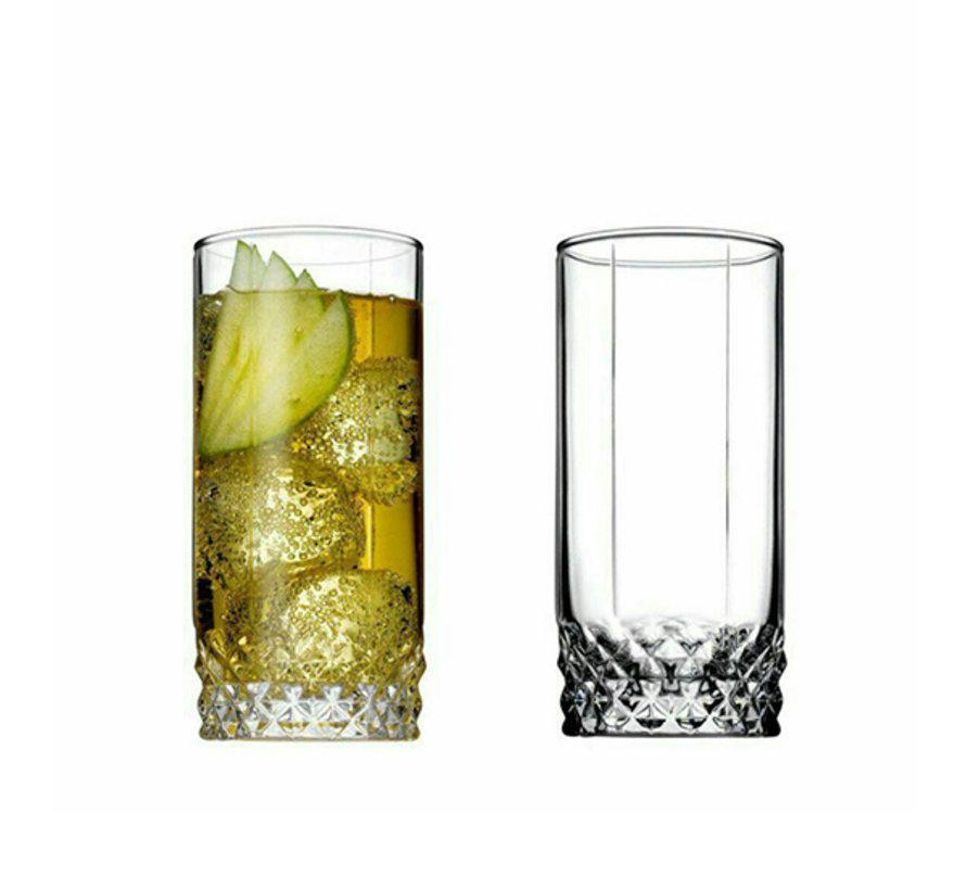Pasabahce Valse Drinkglazen 3 Delig 290 cl