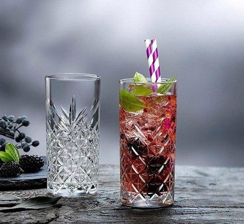 PASABAHCE Pasabahce Timeless Limonade Glas 4 Delig  365cc