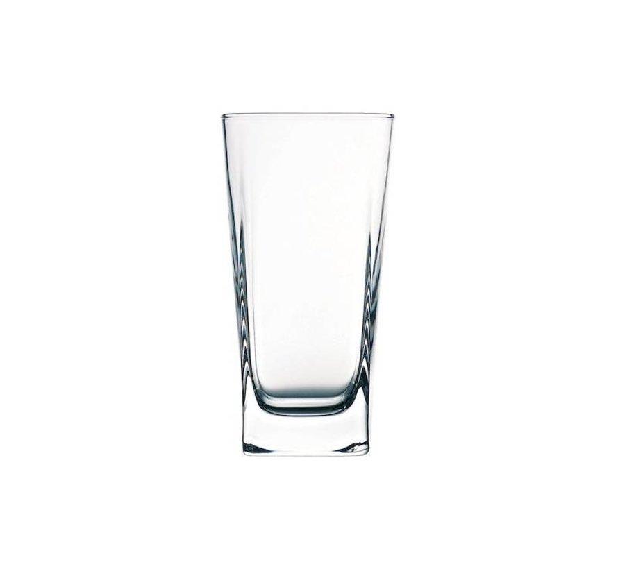 PASABAHCE CARRE 3 DELIG DRINK GLAZENSET