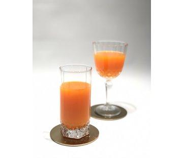 S & P Cheers 4 Delig Glasonderzetter Goud