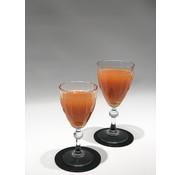 S & P Cheers 4 Delig Glasonderzetter Zwart
