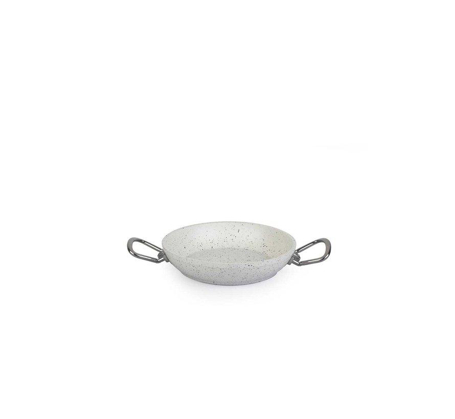 ACR Riva Granit Omlet Pan Wit 20 Cm