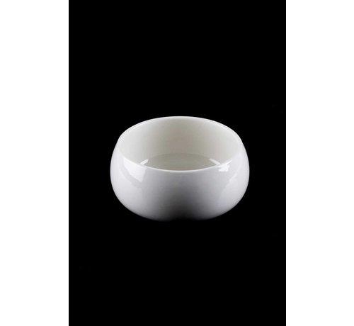 ACR ACR Bianco Perla Bombeli Ronde schaal 13.3 cm