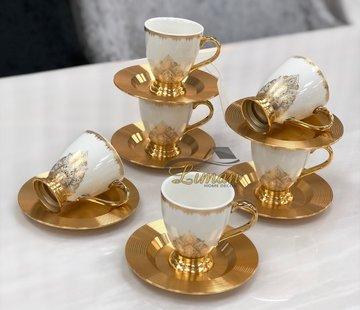 ACR ACR Violet Espressoset Gold 12 Dlg
