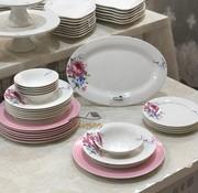 BRICARD PORCELAIN Bricard Porcelain Laval 6-Persoons | 25-Delig Serviesset