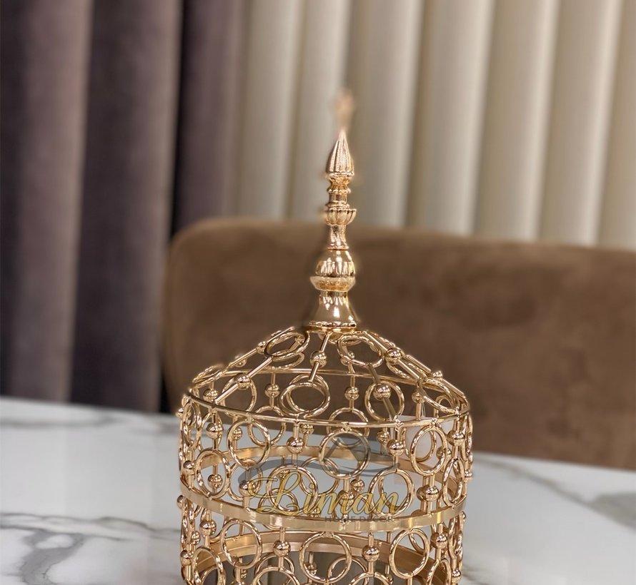 ACR Oriental Bonbonniere Gold